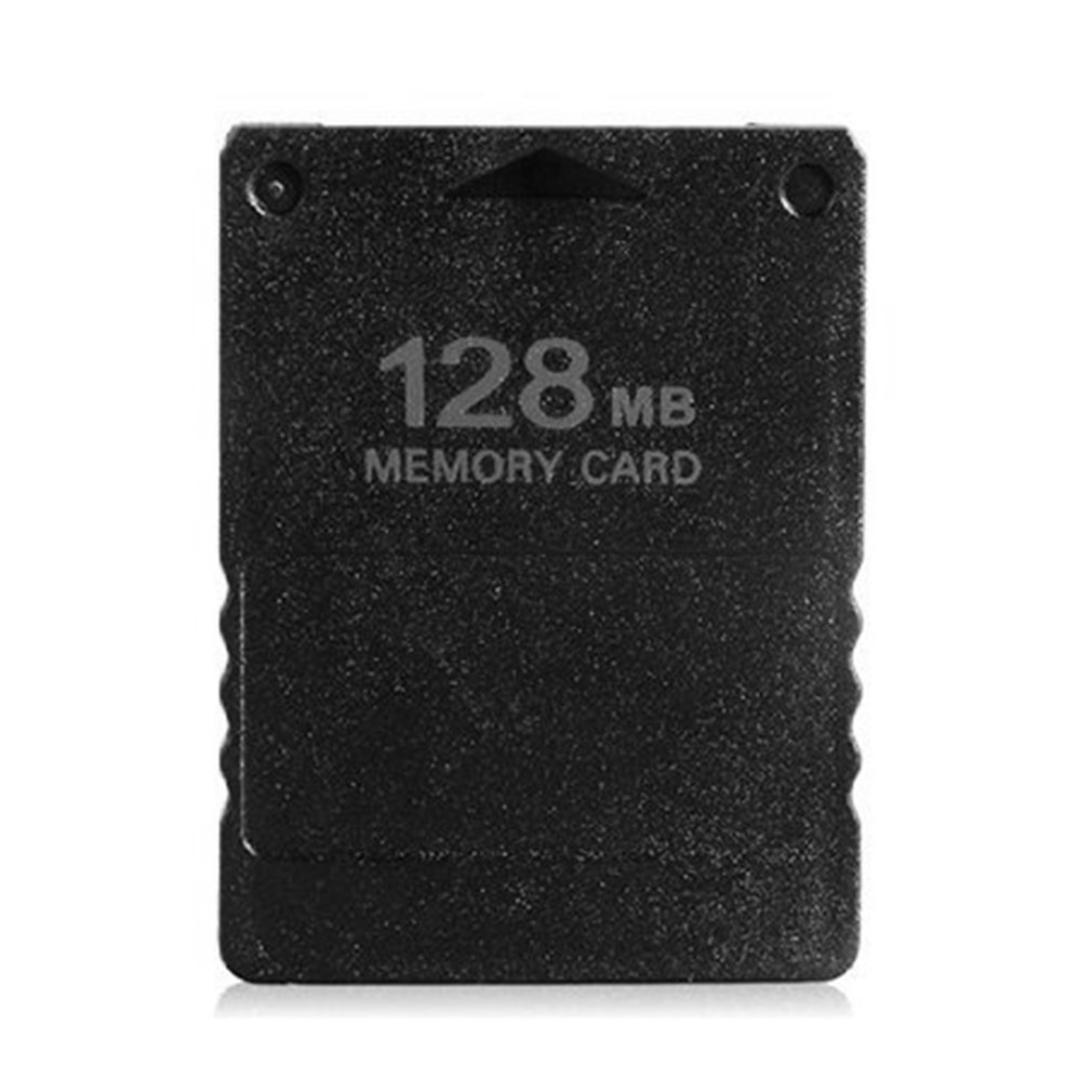 For PS2 8MB/64MB/128MB Memory Card Memory Expansion Cards Suitable For Sony Playstation 2 PS2 Black 8/128M Memory Card Wholesale