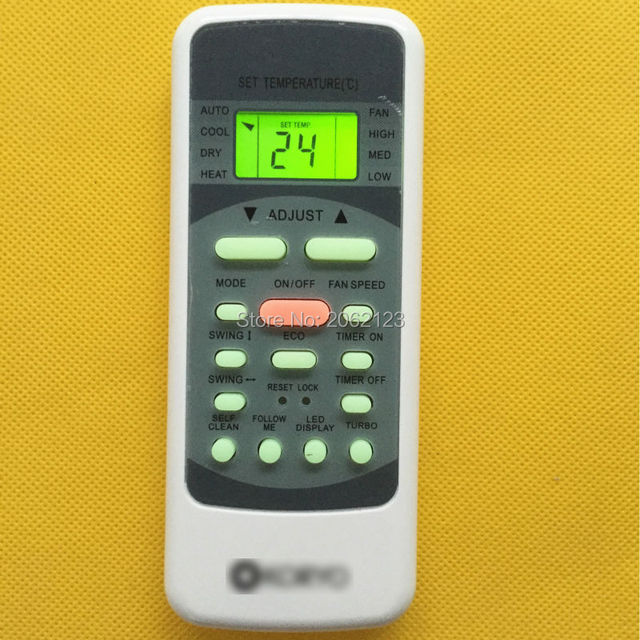 Ac Remote Display Not Working