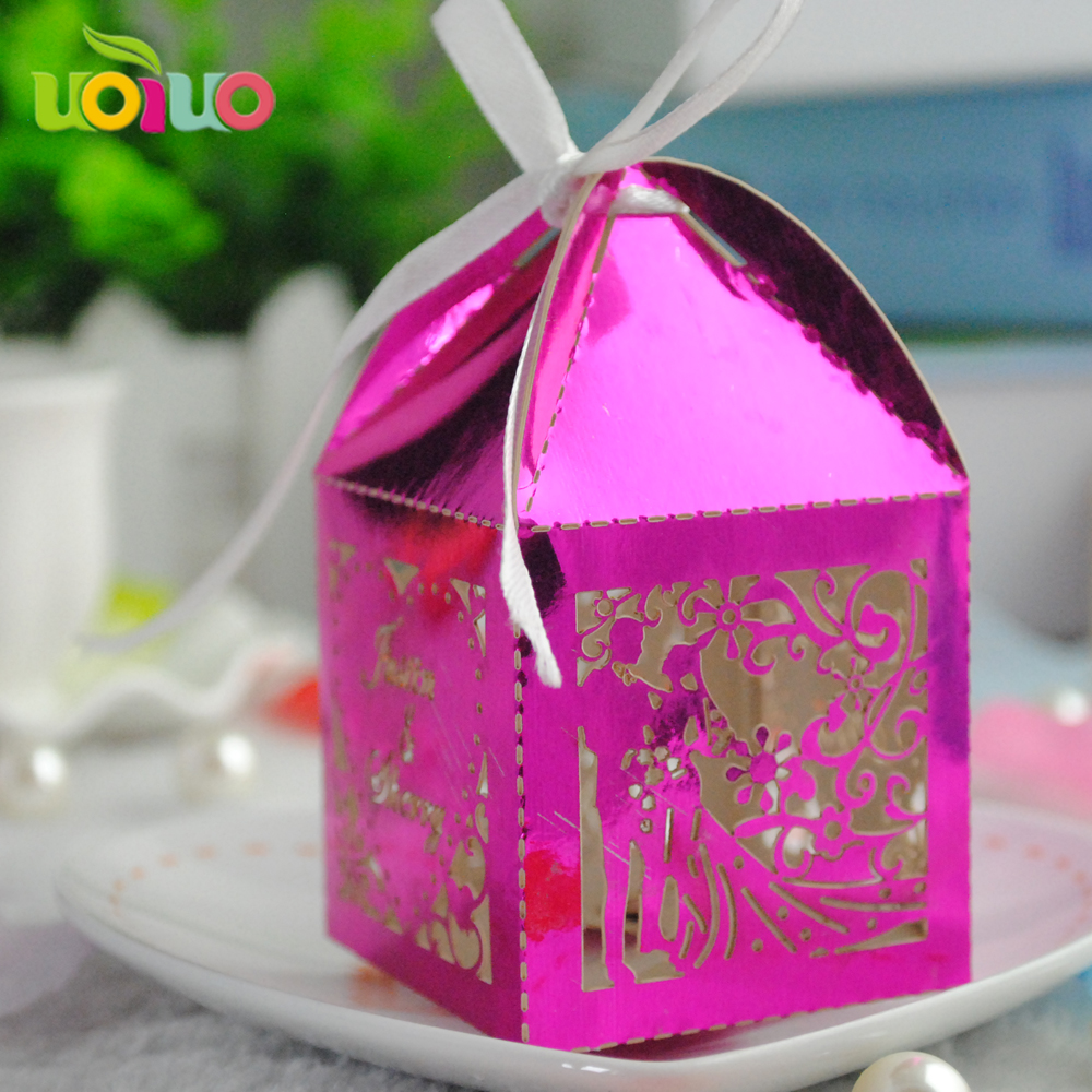 Online Shop New Candy Paper Party Box Sweet Married Wedding Favor ...