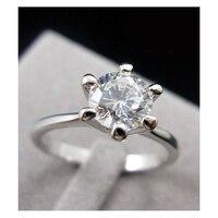 1 женщины обручальное кольцо сердца и стрелки кольцо