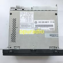 RNS510 навигационное радио 3CD 035 682C с SSD для Volkswage VW RNS510 автомобильный DVD gps-навигация, dvd-плеер