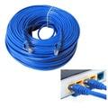 30 m RJ45 Cat5 Ethernet LAN Cable de Red Ethernet para PC Router de Internet de Azul