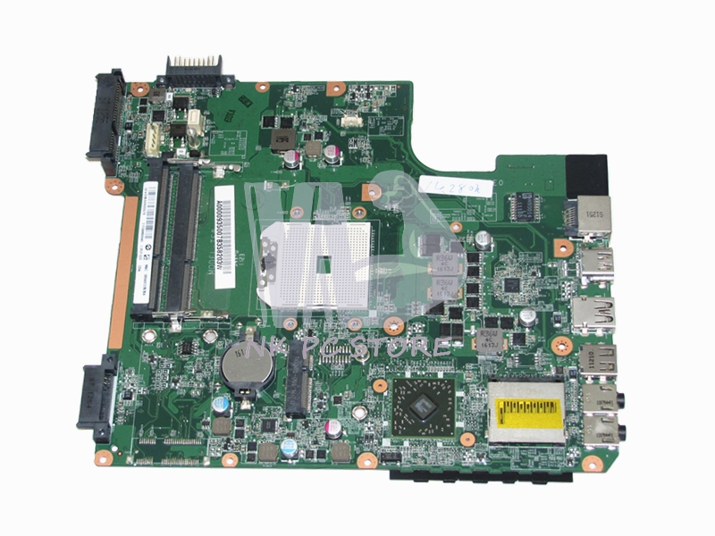 A000093500 DA0TE8MB6E0 Main Board For Toshiba Satellite L745 L745D Laptop Motherboard DDR3 Socket fs1 тени limoni тени для век eye shadow тон 47