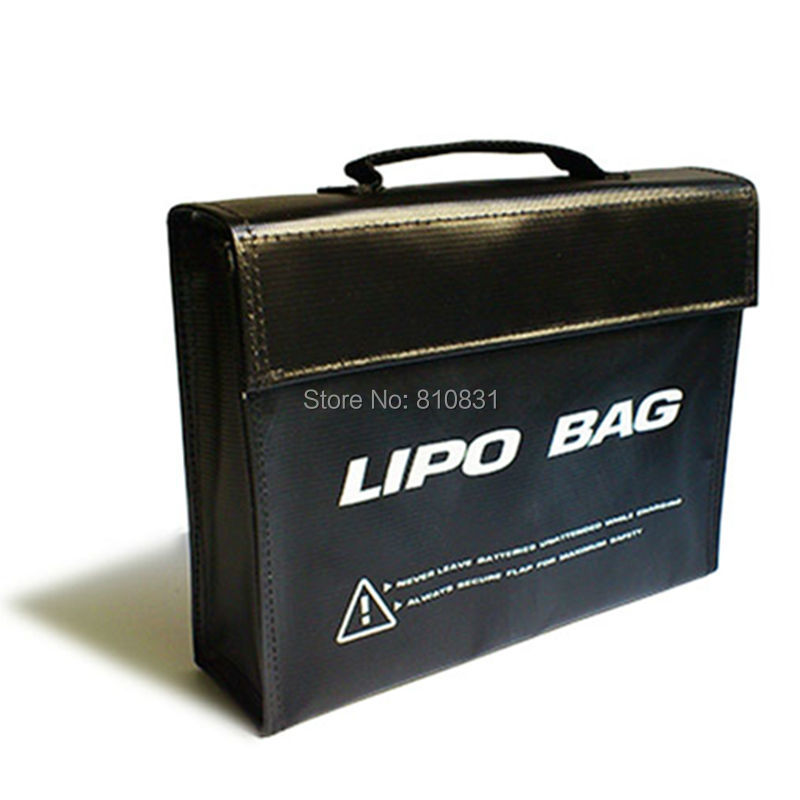 LiPo Guard Lipo Battery Safety Bag Explosion-proof Anti-explosion Fireproof Safe Bag Big Size 240*180*65 Free Shipping lovely cartoon mini charging electric hot water bag environmental protection material safety explosion proof anti warm water bag