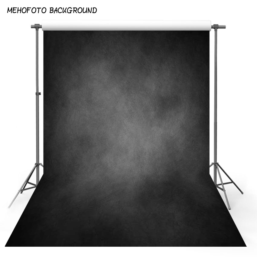5X7ft Thin Vinyl Photography Backdrop Background Black grey Texture Photo Background wall backdrops for Photo studio F-775 new 5x7ft vinyl photography backgrounds vintage wall backdrops for photo studio christmas home decoration noel f 775