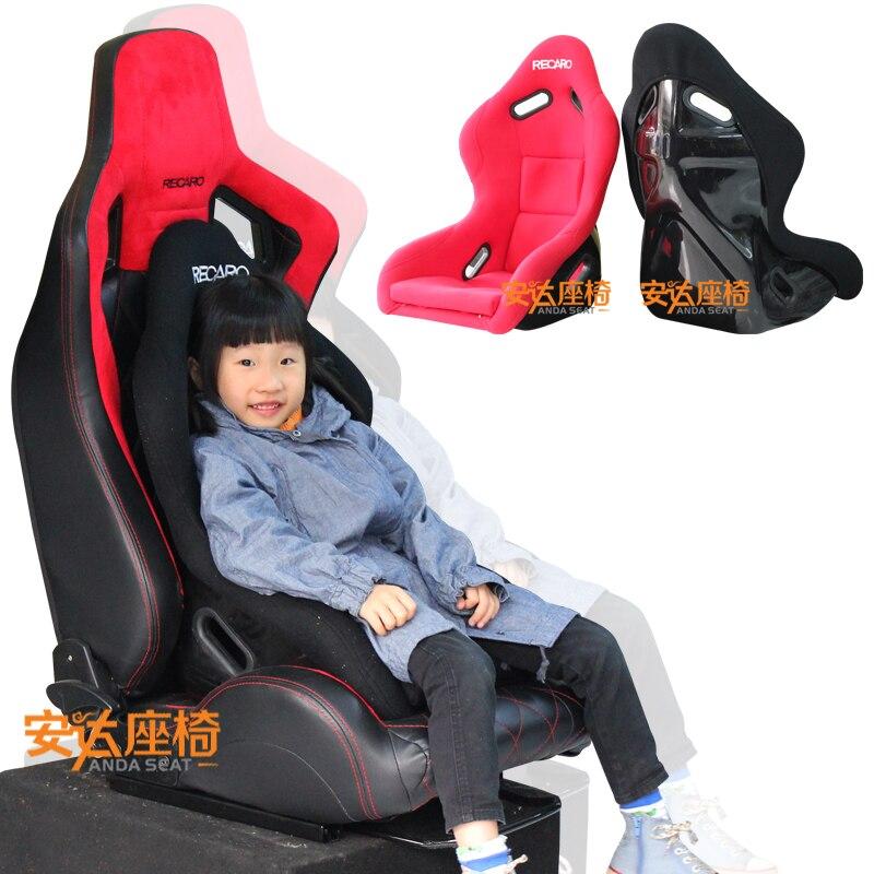 Recaro Child Seat Car Seat Children Anda Seat Refitting Seat Standards Seat Beltseat Block Aliexpress