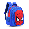 Primary Children Spiderman School Bags Kids Cartoon Backpack Boy Student Waterproof Orthopedic Schoolbags children backpacks