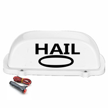 цена на HAILOTaxi Top Light/CAR LED Roof HAILO Sign dome light 12V with Magnetic Base