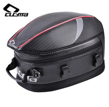CUCYMA Motorcycle Bag Tail Bags Waterproof Travel Motorbike Scooter Sport Luggage Rear Seat Back
