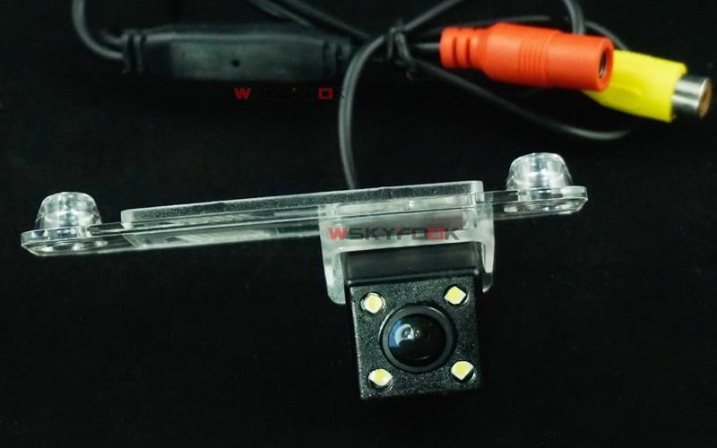 Night Vision Car Rear View Backup Reverse Parking Camera for Hyundai Elantra Terracan Tucson AccentKia Sportage R 2011