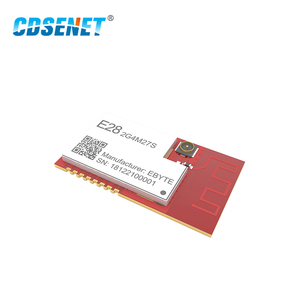 Image 4 - SX1280 500mW لورا BLE وحدة 2.4 GHz E28 2G4M27S الإرسال والاستقبال اللاسلكية SPI طويلة المدى 2.4 ghz BLE rf الارسال 2.4 GHz استقبال
