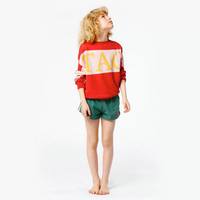 GlowwormKids Bobo Choses Tao Knit Sweaters Children Sweater Knitted Baby Boys Girls Sweaters Pullover Baby Clothing