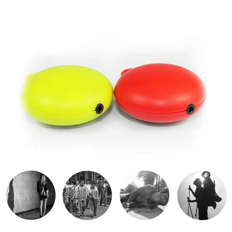 <font><b>120dB</b></font> Portable Small personal Self Defense Alarm Kids Girls Women Elderly Security Protection SOS warning image