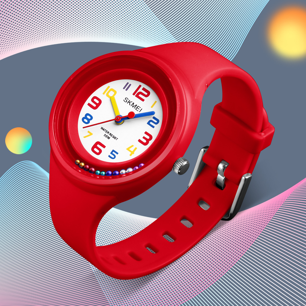 2019 Fashion SKMEI NEW Kids Watch Colorful Quartz Wristwatch 50M Waterproof Alarm Clock Boys Girls Children Watches Reloj Mujer