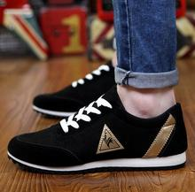 2018 Hot Sale Men Sneaker Breathable Footwater Agan cock shoes England Shoes Comfortable Male Trainers Running
