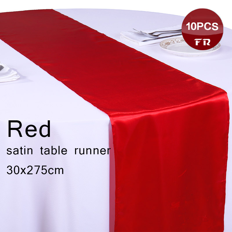 5/' Fitted Tablecloth Table Cover Wedding Banquet Event BURGUNDY RED