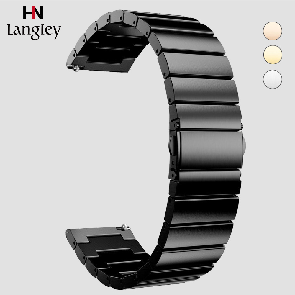 Samsung Gear S2 Clic S3 20mm 22m