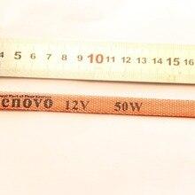KEENOVO WVO SVO дизельная линия впрыска нагреватель 12 мм X 500 мм 50 Вт 12 В, силиконовая труба нагревательный ремень