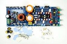 TDA7293 + 5532 2.1 Channel Subwoofer Amplifier DC 12V 160W Finished Board new 2 1 channel lm1875 ne5532 btl double tube subwoofer amplifier board kit finished board