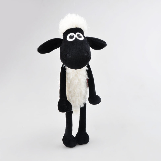 HOT sale Plush Toys Stuffed Cotton Animal Sheep Shaun Plush Dolls Valentine's Day Toys for Children Gifts 25-70cm