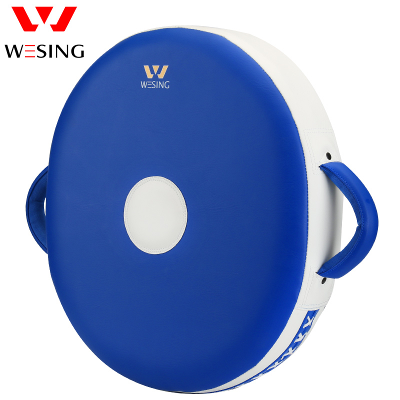 Wesing Training Equipment Boxing Muay Thai Kickboxing Taekwondo Training Punch Shield Pads Foot Target Hand Target все цены