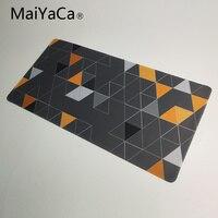 MaiYaCa коврик для мыши Steelseries коврик для мыши треугольник обои Расширенный большой игровой коврик для мыши для клавиатуры и мыши 900*400 мм