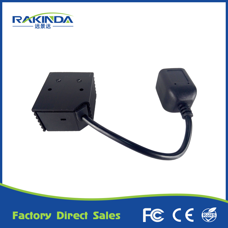 LV3000R RS232 Interface 2D Barcode Scanner Module  Fix mount Embedded 1D/2D Barcode Scanner for KIOSK Self-help meal machine free shipping lv3070 2d barcode scanner module for pda with ttl232 interface