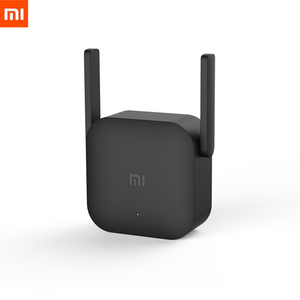 Original Xiaomi WiFi Router Amplifier Pro Router 300M Network Expander Repeater Power Extender Roteador 2 Antenna Home Office
