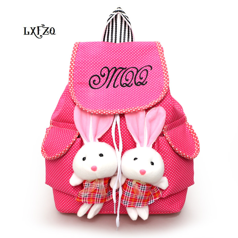 Lovely School Bags High Capacity Satchel Children School Bags School Backpack For Girls Sac A Dos Enfant Backpack For Children