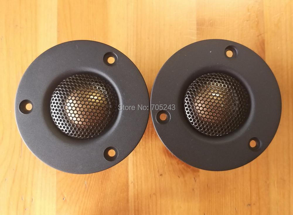 2pcs Cooper& Beryllium Alloy Tweeters 6Ohm 30W ,small Pannel NEO Edition Free Shipping 2019new Version