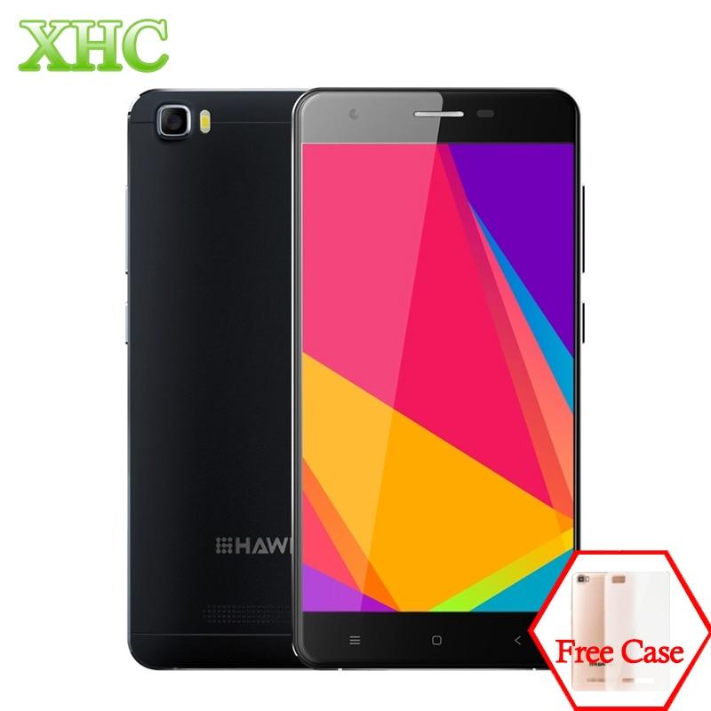 Ursprüngliches HAWEEL H1 Pro 4G LTE Samrtphone 5,0 Zoll Android 6.0 MTK6735 Quad Core RAM 1 GB ROM 8 GB 2300mAh GSM GPS-Handy