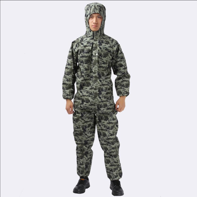 dc2d02d0e82f S-4XL 2019 New Men Plus Size clothing camouflage one piece work wear  jumpsuit Machine. US  32.30. Unisex Pyjamas Adult Pajamas Onesies ...