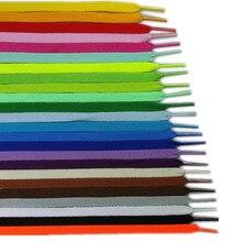 1 пар 110 см Спортивное Спорт Кроссовки Плоским Шнурки Шнурки шнурки Строки Многоцветный Шнурки