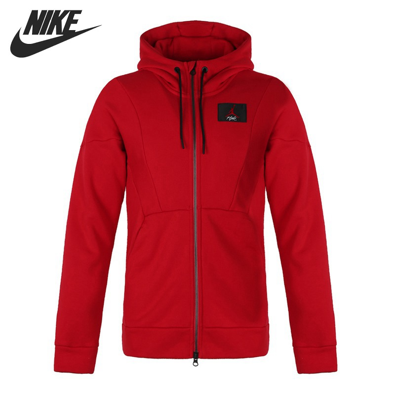 Original New Arrival  NIKE  Flight Loop Men's Jacket Hooded Sportswear