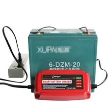 Waterproof 12V 5A Car Battery Charger Maintainer & Desulfator Smart Battery Charger for AGM GEL WET Batteries EU/AU/UK/US Plug 12v 5a automatic smart battery charger maintainer