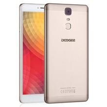 4 г Doogee Y6 макс 3 ГБ + 32 ГБ идентификации отпечатков пальцев 6.5 дюймов 2.5D Android 6.0 MTK6750T 64- бит Octa Core Dual SIM оты FM BT WI-FI