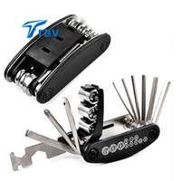 15 in 1 Multi Hex Key Allen Wrench Screwdriver Socket Wrench Repair Motorbike Tools Kit