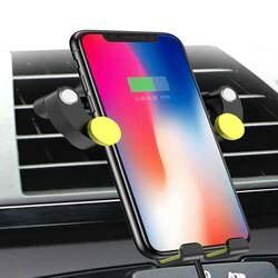 AOSRRUN специальные на борту QI беспроводной зарядки телефона стенд автомобильные аксессуары Обложка для Ford focus mondeo ecosport kuga GT крышка
