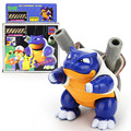 Pokemon blastoise Assembled model kit shopkinsg season  toys tamiya railway stirling engine academy forge world arbalete cryptex