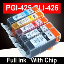 Для Canon Pixma MG5140 MG 5140 чернила для картриджа для принтера PGI425 PGI-425 5C