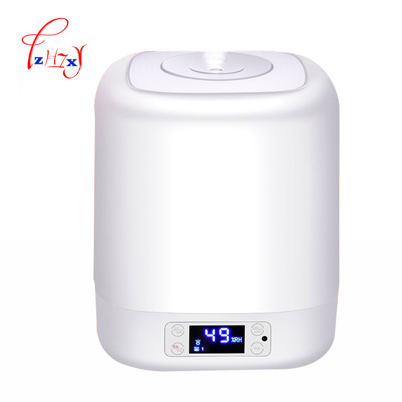 4L Large Capacity Air Ultrasonic Humidifier For Home Office 280ml/h Large Fog Optional Time-Setting Aroma Diffuser Mist Maker4L Large Capacity Air Ultrasonic Humidifier For Home Office 280ml/h Large Fog Optional Time-Setting Aroma Diffuser Mist Maker