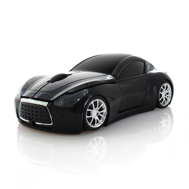 Sports Car 2.4GHz 1600DPI Gaming Mouse
