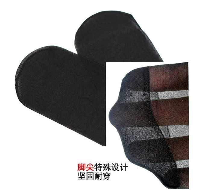 ฤดูร้อนเซ็กซี่สีดำ Nude ไนลอนถุงน่องราคาถูกสั้นถุงน่องยาวถุงน่องสำหรับสตรี 2019 ขายร้อนอุปกรณ์เสริม