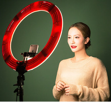 Life Magic Box 14 Inch 18 Ring Fill Light Photography Anchor Live Video Beauty Phone Selfie with Remote Control