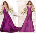 Beyonce Dress Real Picture Lace Appliques Evening Gown Mermaid Celebrity Dress Vestido De Noche Red Carpet Free Shipping HYD861