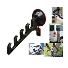 One Piece Fishing Rod Bracket Car Suction Cup Tools