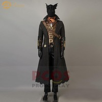 Hot sales Bloodborne The Hunter Cosplay Costume mp003779