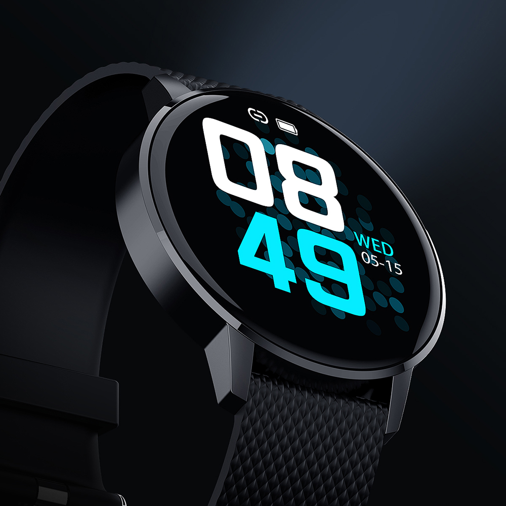 Smart watch heart rate blood pressure blood oxygen sleep monitoring step sports calories fitness tracking fashion smart bracelet