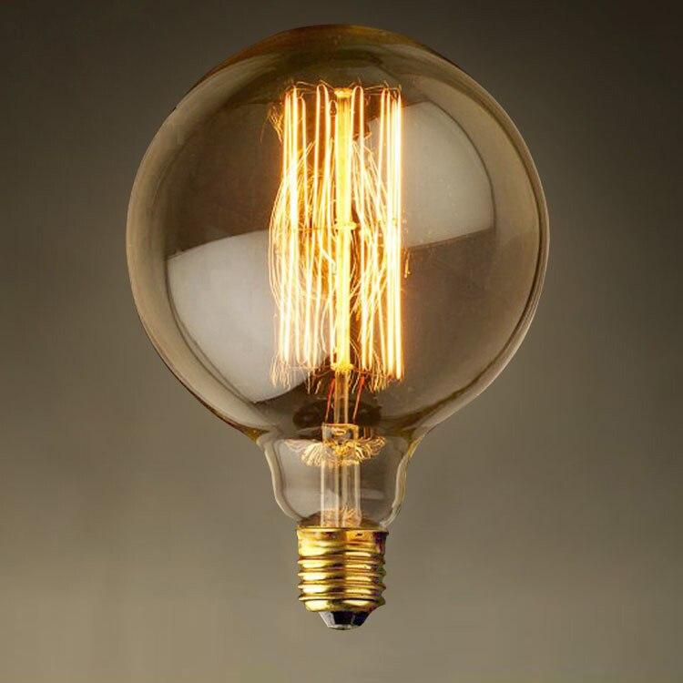 LightInBox AC 220 V Rétro Ampoule E27 Edison Ampoule 40 W À Incandescence Vintage Ampoule