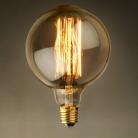 LightInBox AC 220V Retro Bulb E27 Edison Bulb 40W Incandescent Vintage Light Bulb